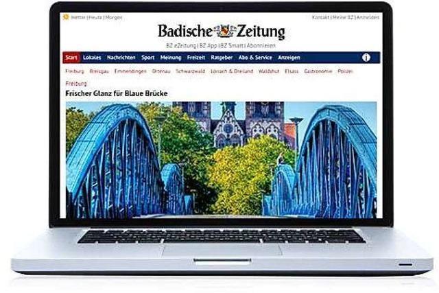 Die digitale Welt der BZ