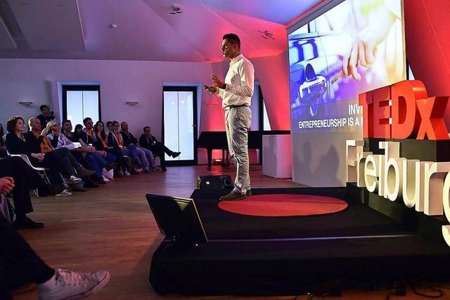 Am Samstag ist TEDx Freiburg – darüber wird bei der Ideenkonferenz gesprochen