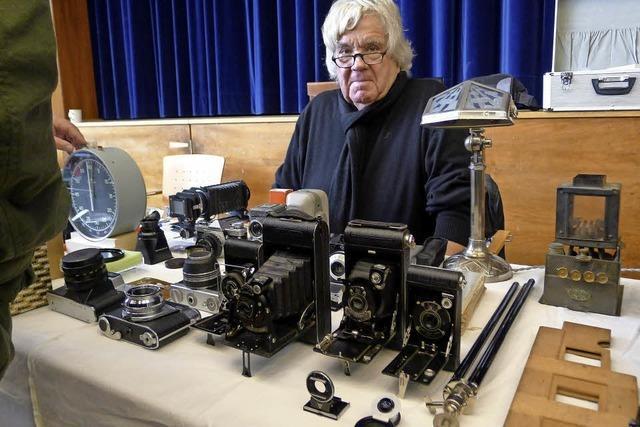 Kameras und Zubehör in Kirchzarten