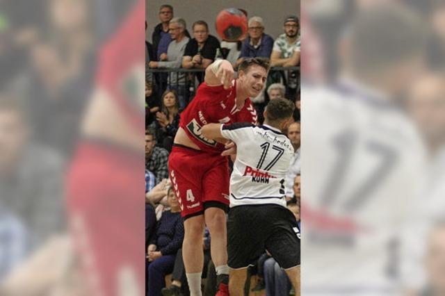 Ein einziges Handballspiel