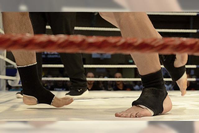 Große Kickbox-Gala in Hochdorf