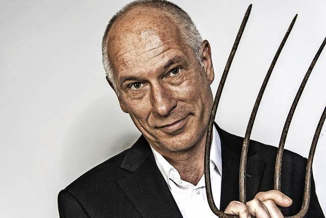 Kabarettist Alfred Mittermeier präsentiert sein Programm