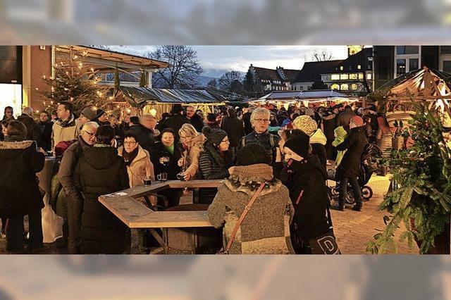 Weihnachtsmarkt in Heitersheim