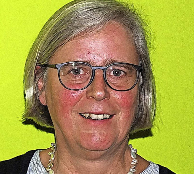 Ute Engler hat  den KuK-Vorsitz  abgegeben.  | Foto: Martina David-Wenk
