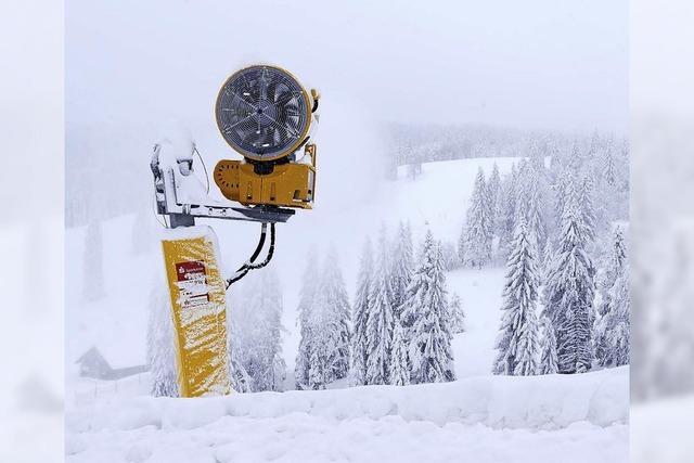 Skisaison beginnt