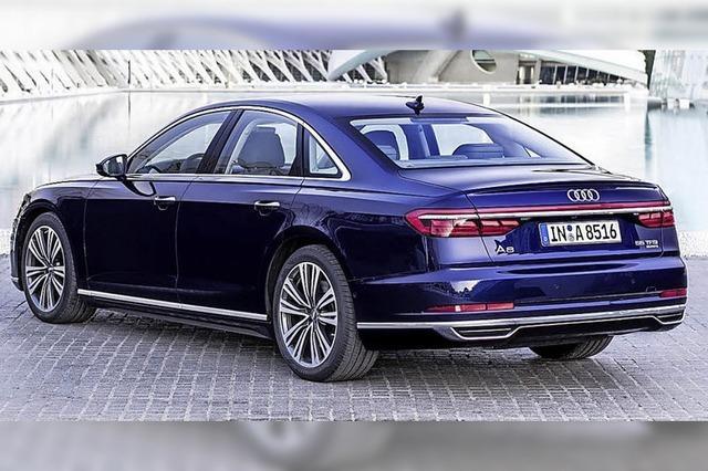 Der neue Audi A8 im Check