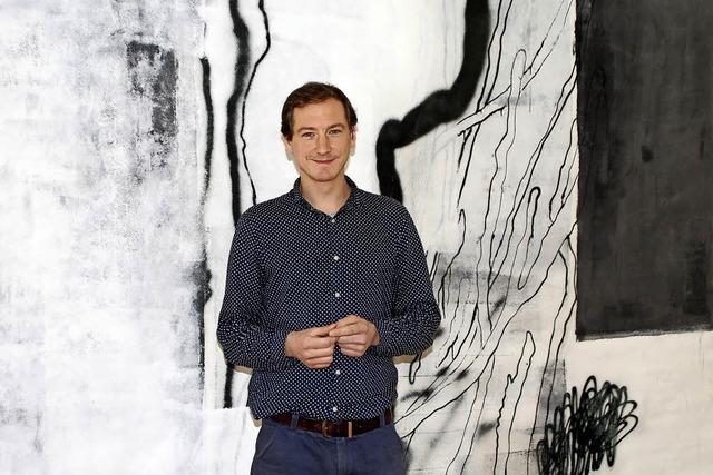 Johannes Mundinger zeigt