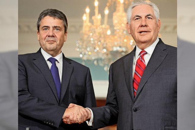 Wird der US-Außenminister gefeuert?