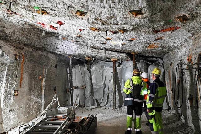 Sondermüll bei Mulhouse: Kampf gegen das Gift in der Tiefe