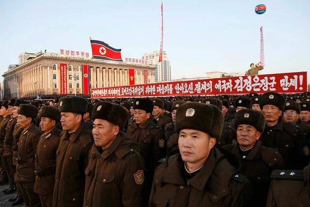 Deutschlands Protest gegen Nordkoreas Raketentest nutzt nichts