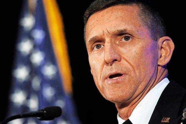 Russland-Affäre: Trumps Ex-Sicherheitsberater legt Geständnis ab