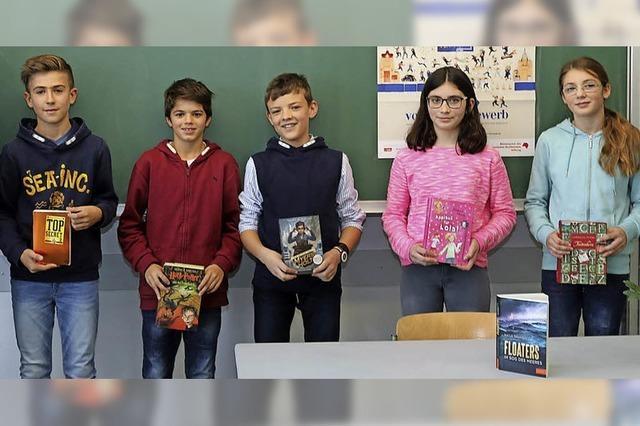 Was Kinder gern lesen
