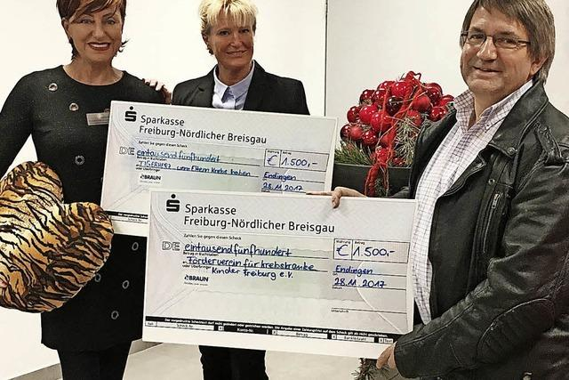 6500 Euro für Projekte in der ganzen Region