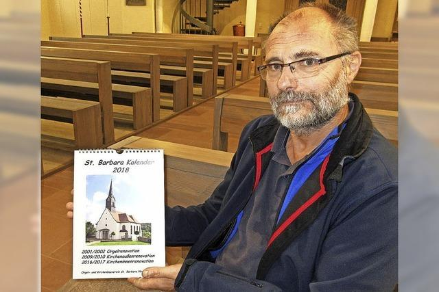 Hilfe zu Kirchensanierung