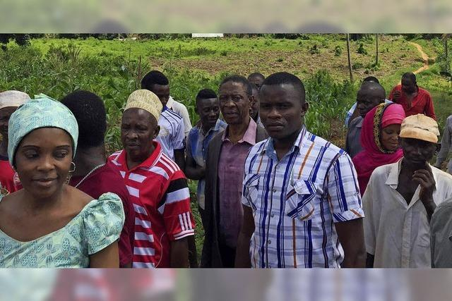Stiftung für nachhaltige Entwicklungshilfe in Tansania