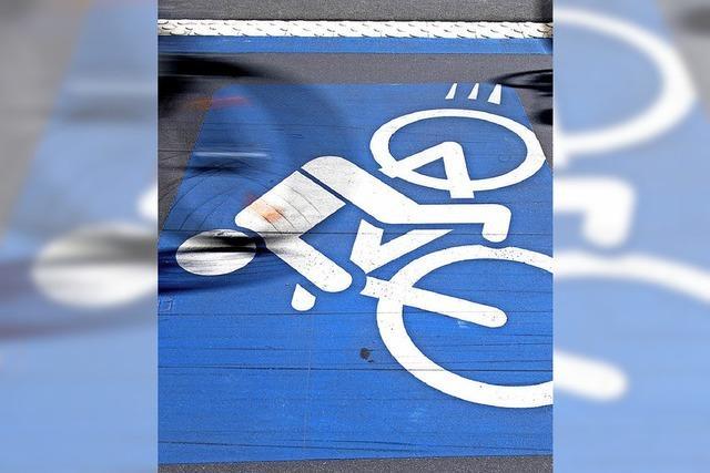 Bürger setzen aufs Radfahren