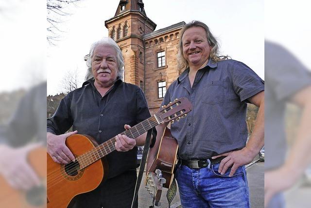 Knaschtbrüeder-CD-Premiere bei BZ-Benefiz-Konzert