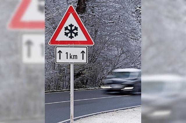 Schwarzwaldstraßen wieder befahrbar