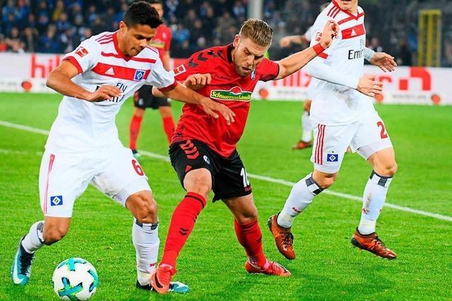 SC Freiburg kommt nicht über 0:0 hinaus