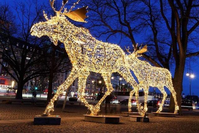 Weihnachten in Stockholm stiller und stilvoller