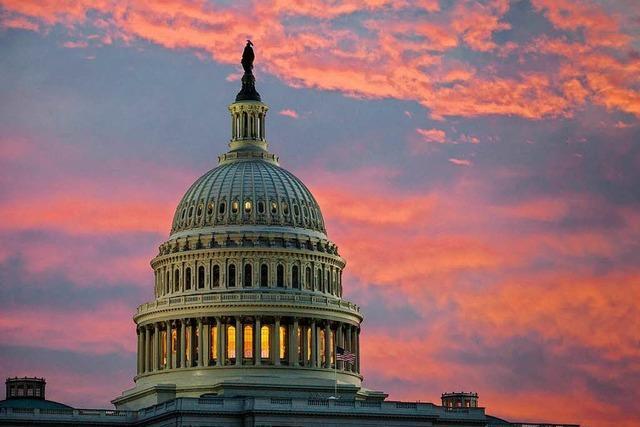 Erfolg für Trump: US-Senat verabschiedet Steuerreform