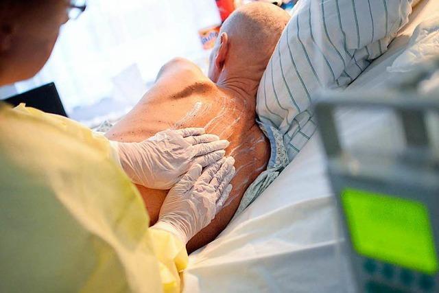Gewerkschaft ruft in Südbaden den Pflegenotstand aus