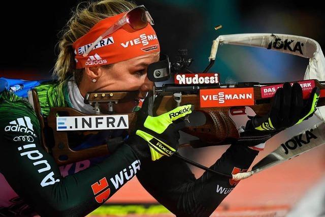 Denise Herrmann siegt bei Weltcup in Schweden