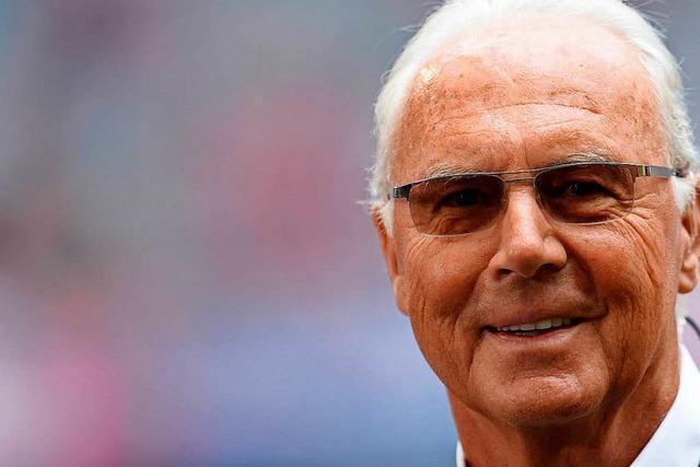 Beckenbauer gerät wegen falscher Zeugenaussagen unter Druck