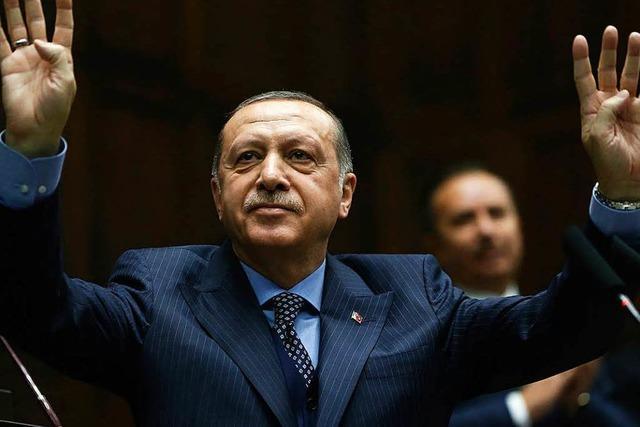 Erdogans Götterdämmerung in Ankara
