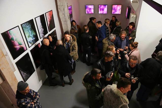 Eine rauschende Nacht der Kunst von und mit OG Projects