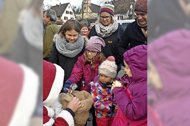 Adventszeit hat im Markgräflerland mit gleich mehreren Weihnachtsmärkten begonnen
