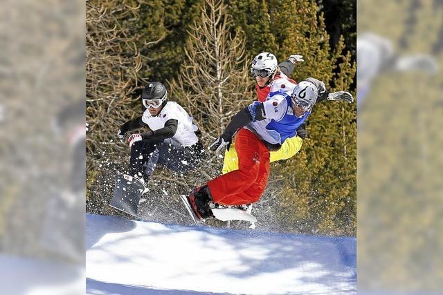 Viel Arbeit im neuen Skiwinter