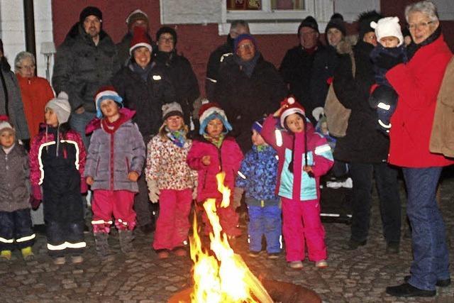 Advent als Fest in der Gemeinschaft