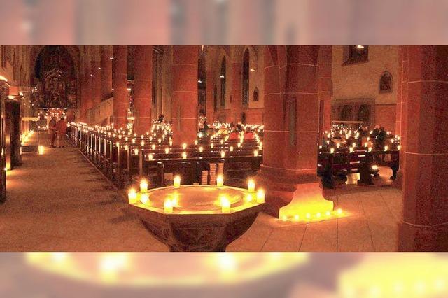 Adventsstimmung im Münster