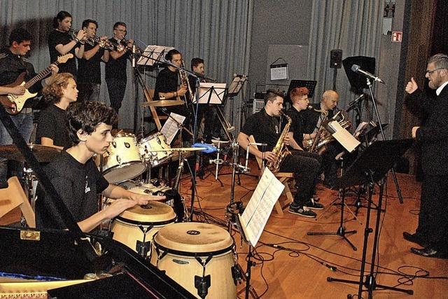 Junge Bands rocken das Kurhaus