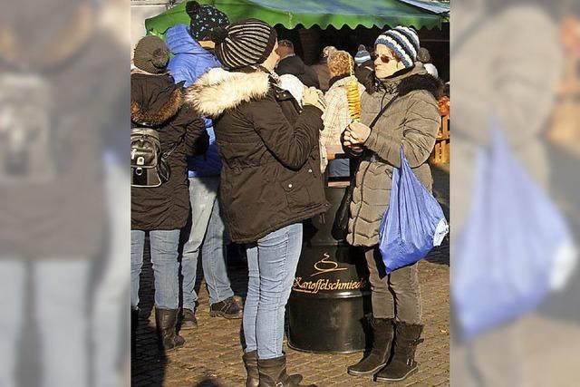 Christkindlemarkt läutet Advent ein