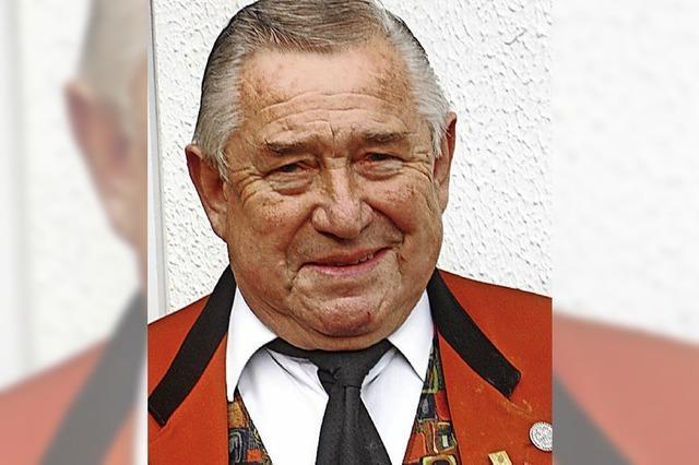 Trauer in Mambach: Rudolf Störk mit 78 verstorben