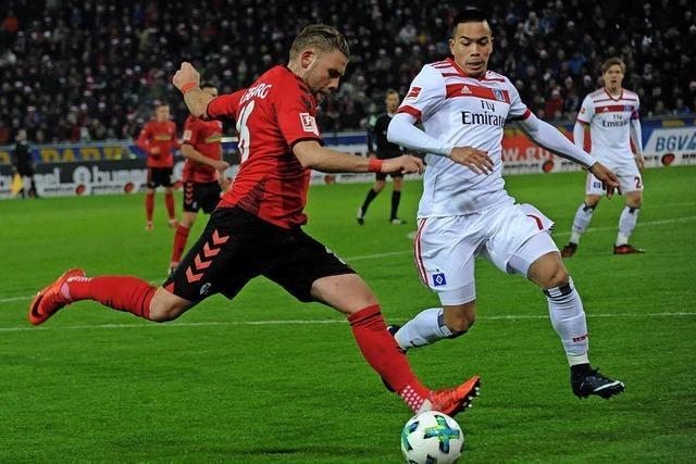 Der SC Freiburg auf der Suche nach der Effizienz