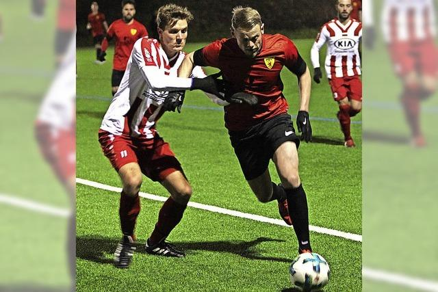 FSV Rheinfelden und FC Tiengen trennen sich 1:1