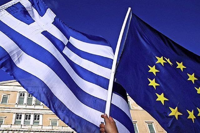 Athen einigt sich mit seinen Gläubigern