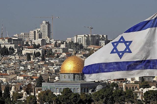 Die Palästinenser sind alarmiert