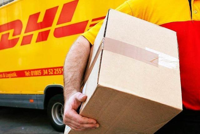 DHL-Erpressung: Viele Hinweise nach Paketbomben - Entwarnung in Erfurt