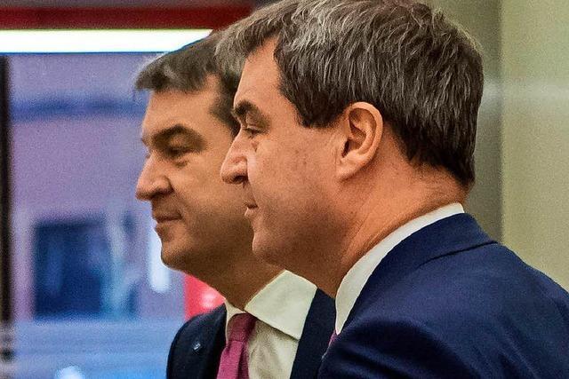 CSU-Machtkampf entschieden – Söder soll Ministerpräsident werden