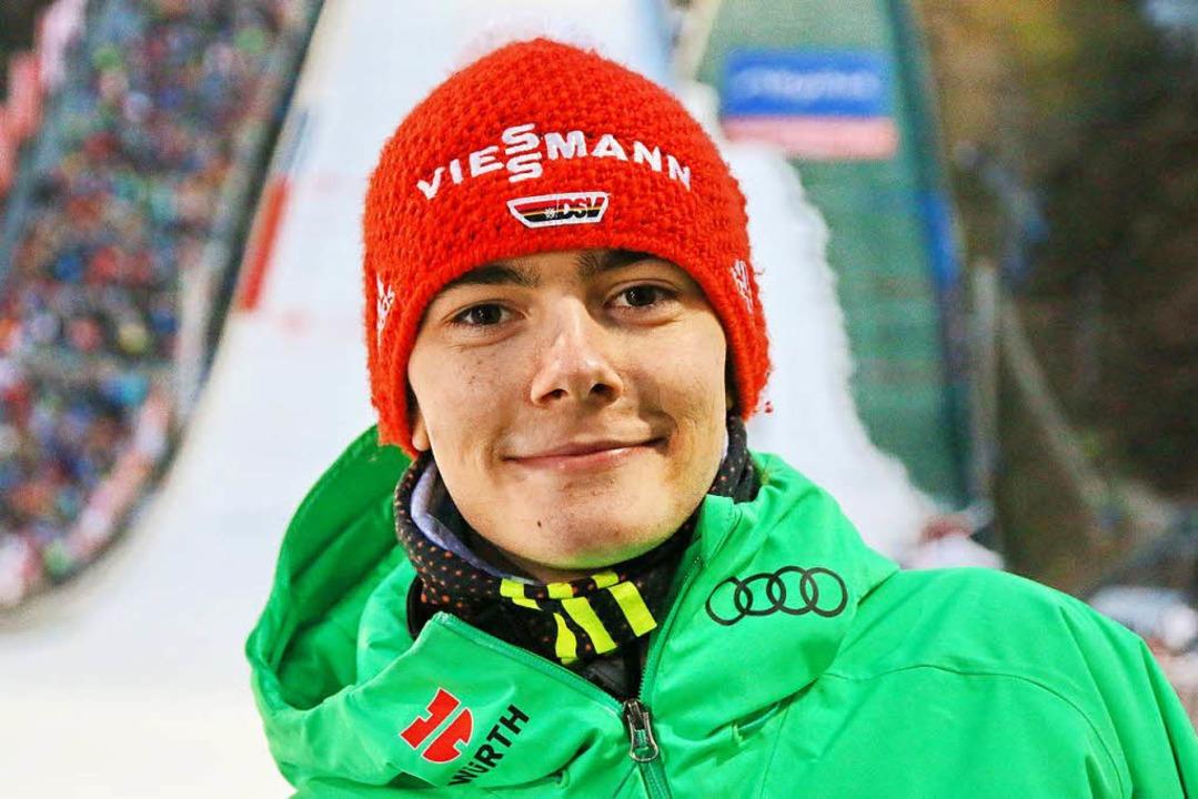 David Siegel vom SV Baiersbronn scheit...ide Male bereits in der Qualifikation.    Foto: Joachim Hahne