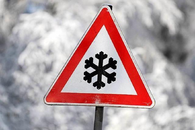 Insgesamt neun Unfälle im Hochschwarzwald am Wochenende