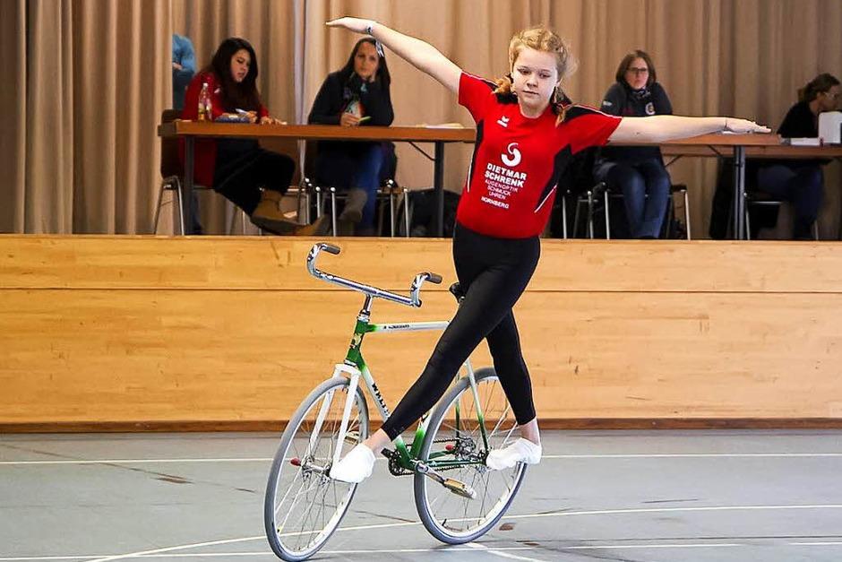 Emma Bothe (RSV Gutach im Schwarzwald) (Foto: Daniel Fleig)