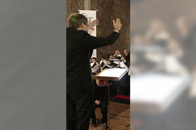 Kammerchor holt Publikum mit ins Boot