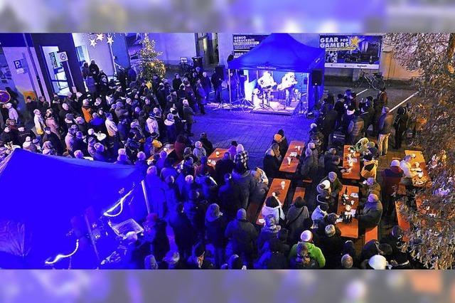 Knaschtbrüeder-Konzert spielt 2000 Euro ein