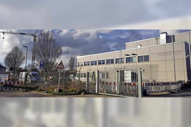 Gewerbeschule in Breisach wird erweitert