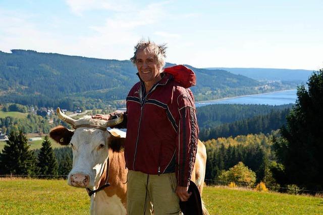 ...Biolandwirt Heinrich Till: